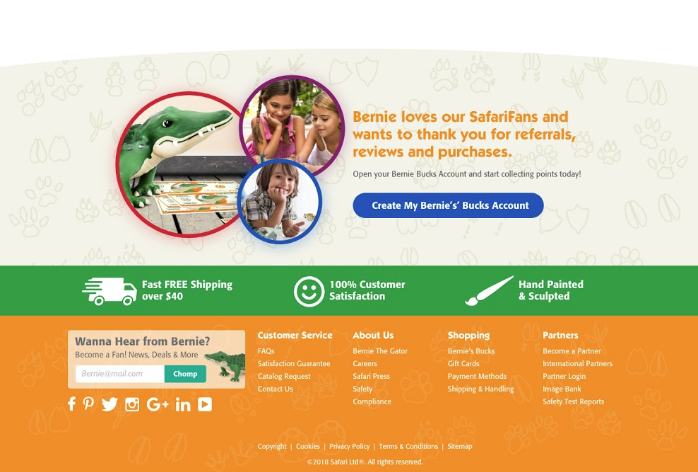 Safari-eCommerce-WebsiteLead-Capture