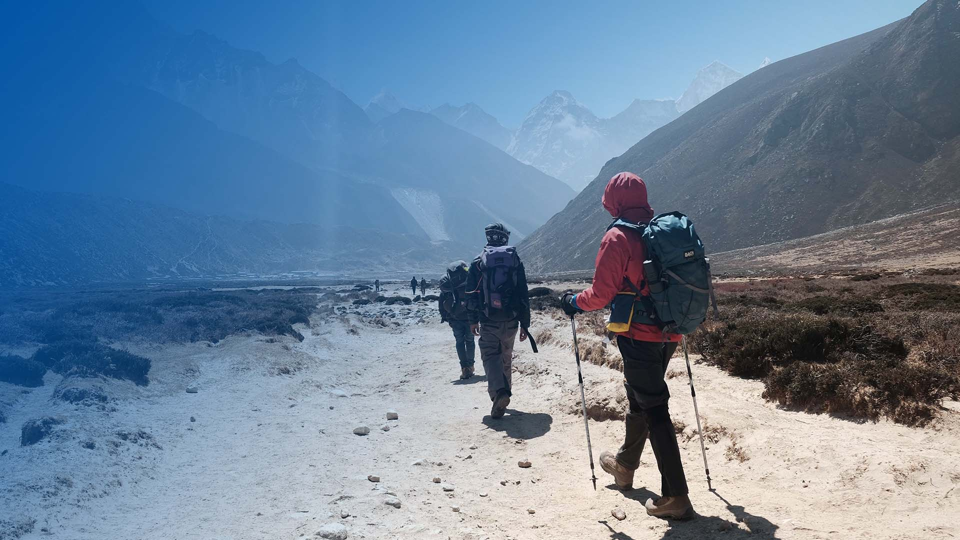 Guided Mountain Expedition image
