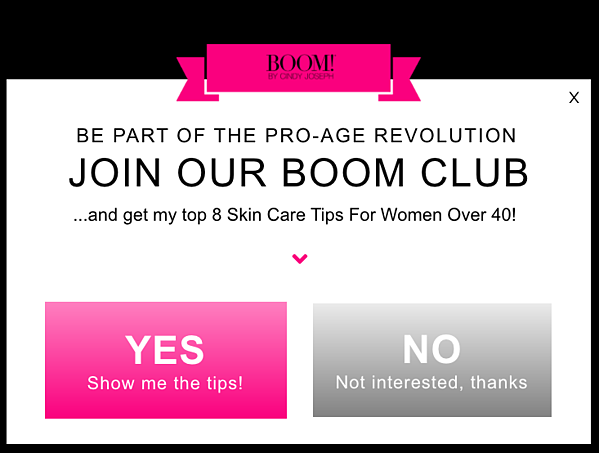 Join Our Boom Club