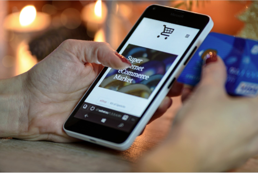 ecommerce-mobile-page