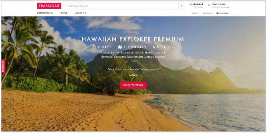trafalgar-hwaiian-explorer-landing-page