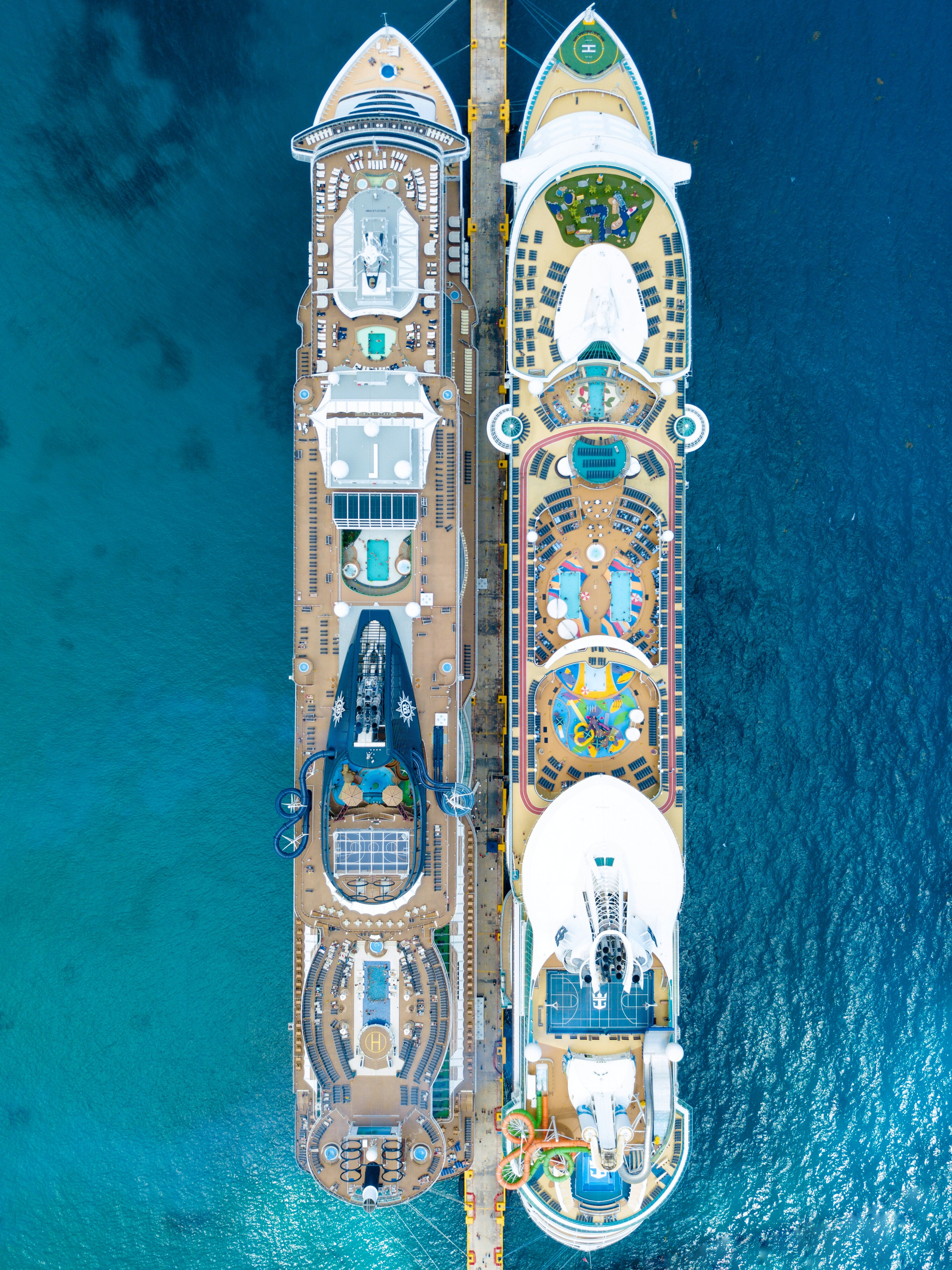 two-cruise-ships-aerial-view-travel-marketing-blog